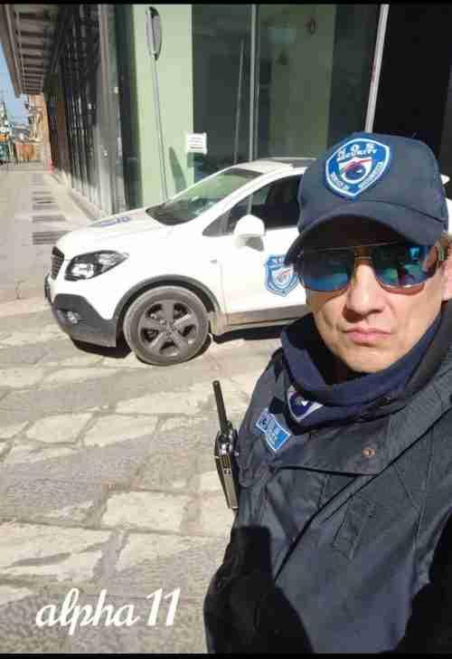 Vigilanza Disarmata Milano